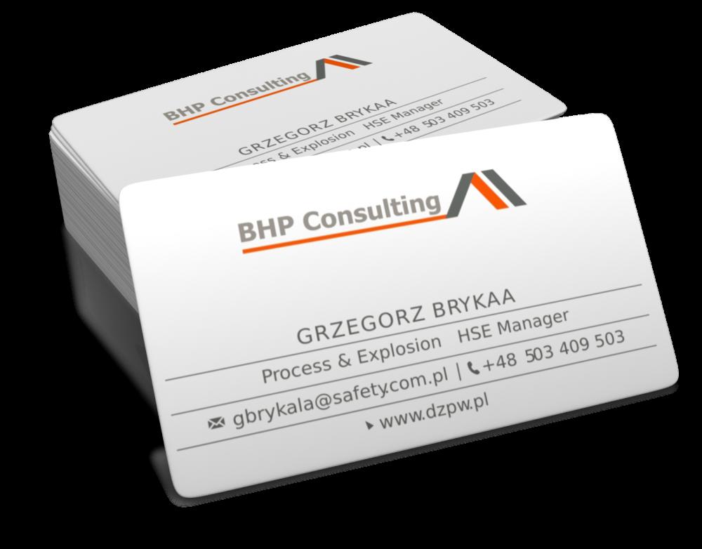 Grzegorz Brykała BHP Consulting